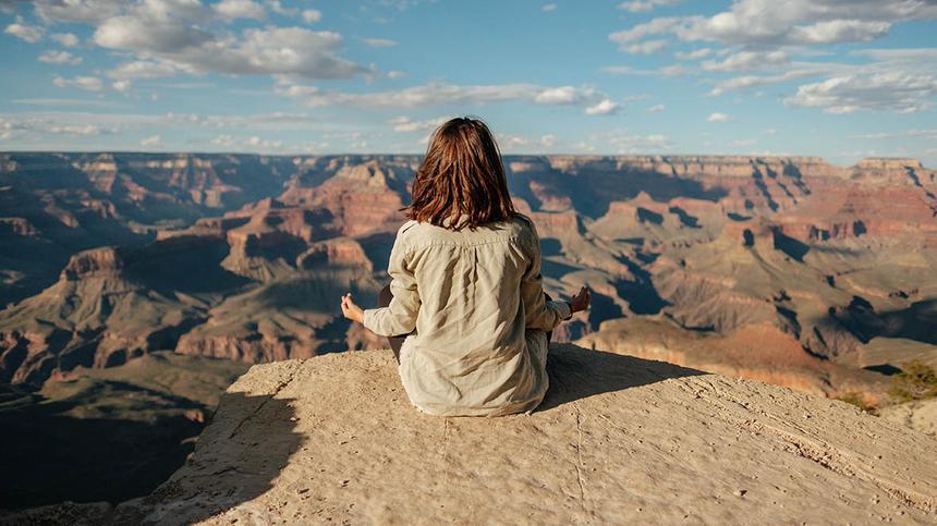 Du kannst ganz einfach die Kunst der Meditation lernen!