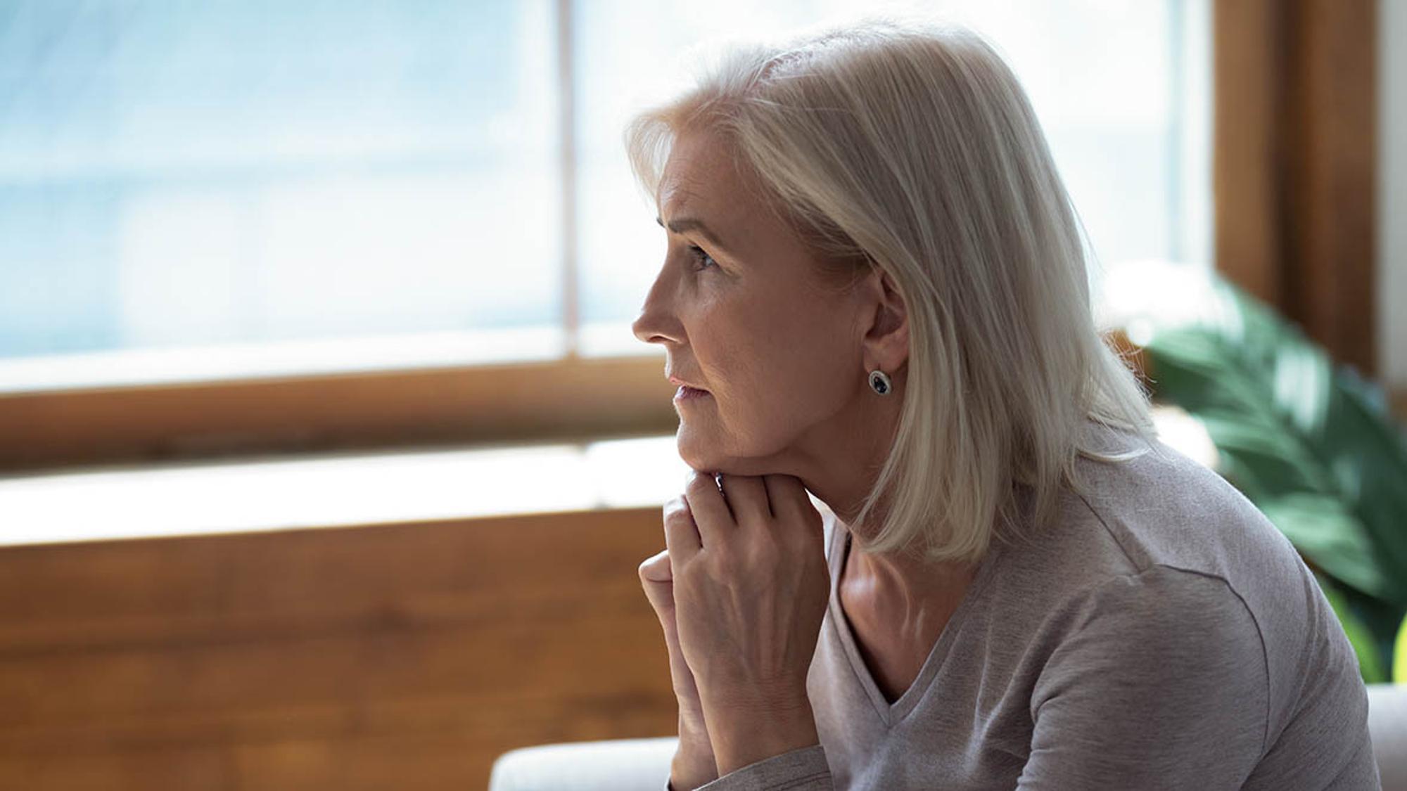 Gedächtnisstörungen in der Menopause: Erste Anzeichen für Alzheimer?