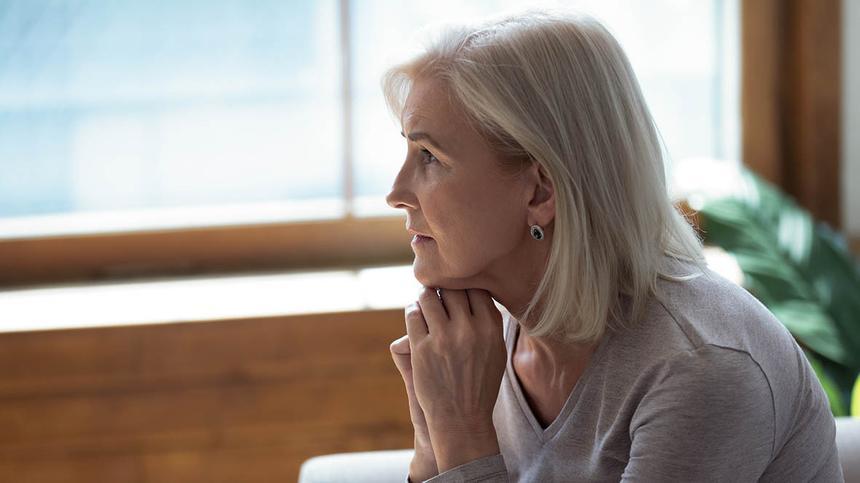 Sind Gedächtnisstörungen ein Anzeichen für Alzheimer?