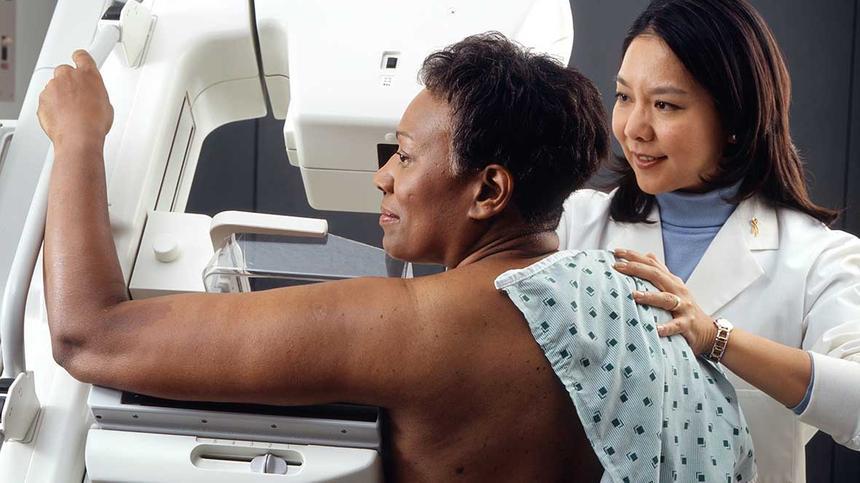 Mammografie - ja oder nein?