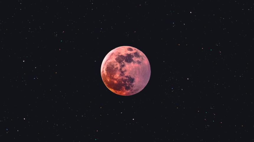 Welche Geheimnisse trägt der Mond in sich?