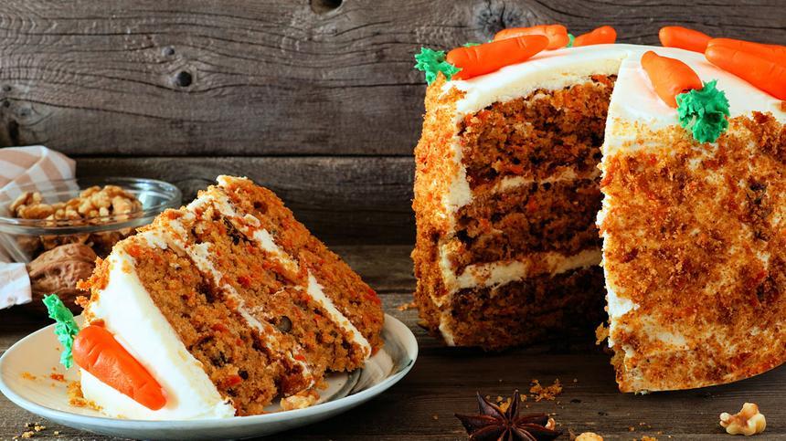 Karottenkuchen: Der Klassiker zu Ostern