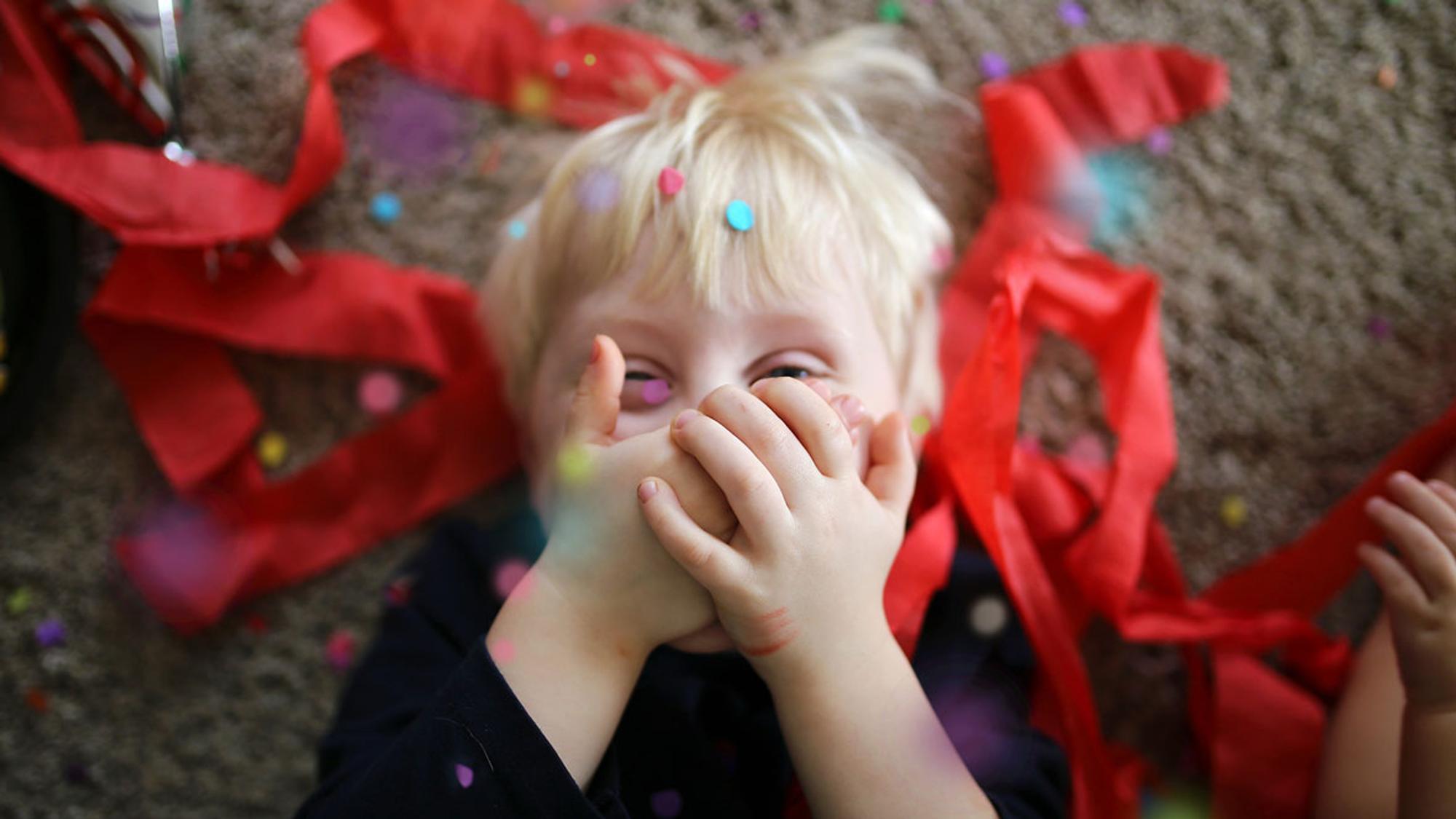 Mit Kindern Fasching feiern, ist ein großer Spaß