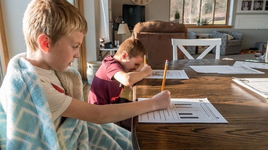 Konzentrationsprobleme liegen bei Kindern an der Tagesordnung