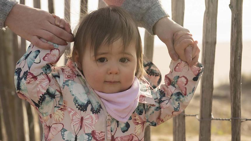 Wenn dein Baby 46 Wochen alt ist, steht der 7. Wachstumsschub bevor.