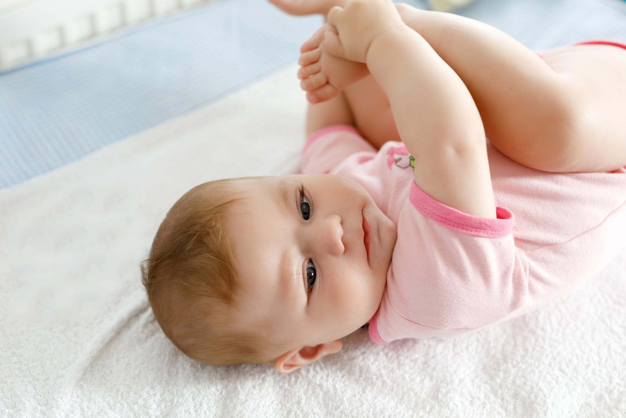 Baby 19 Wochen Schub