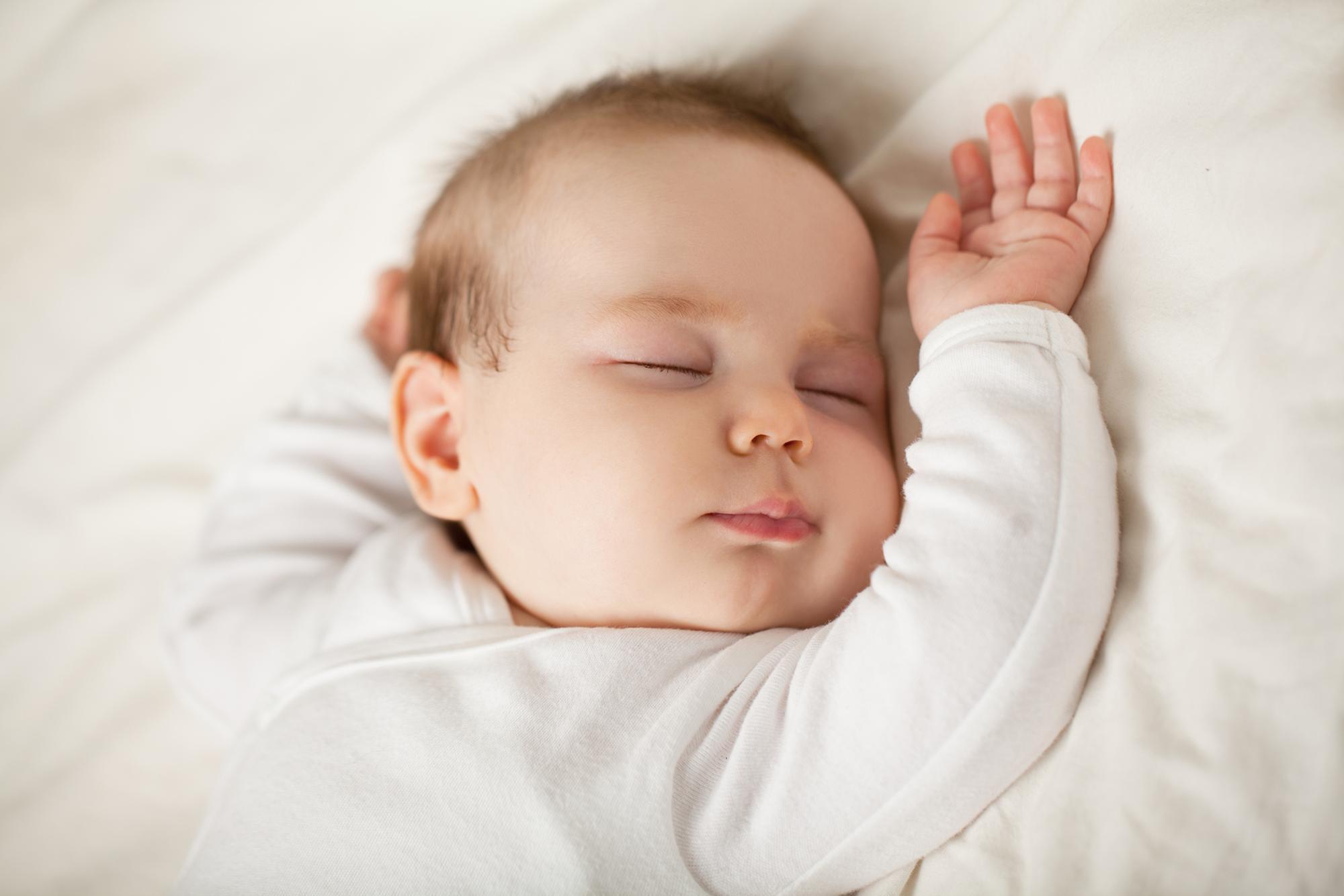 Baby 13 Wochen Alt