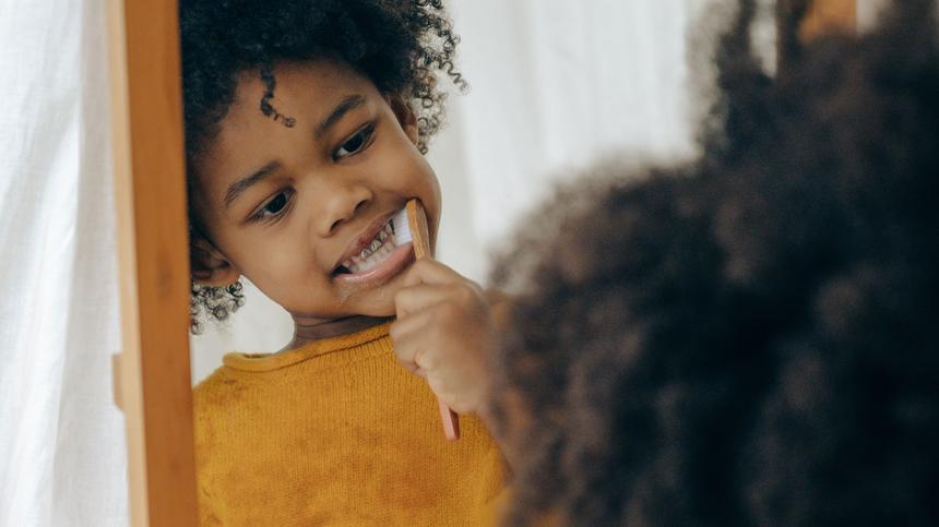 Die Zahnpflege ist besonders bei Kindern sehr wichtig