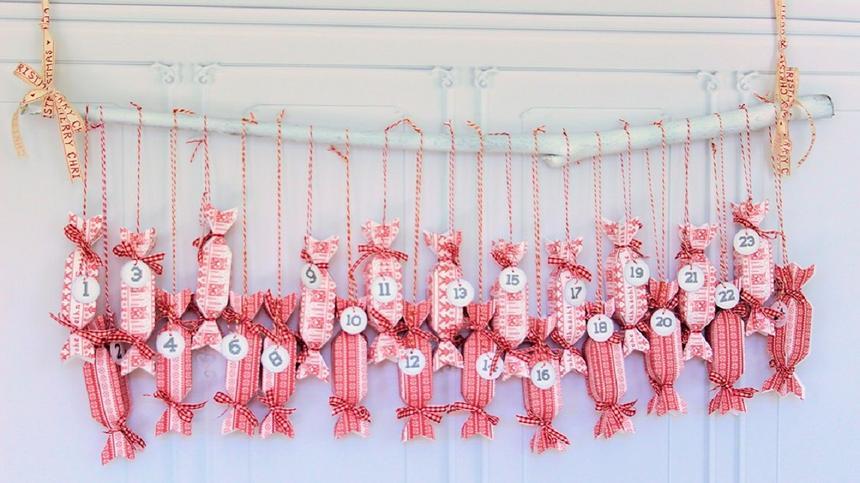 24 süße Bonbonboxen