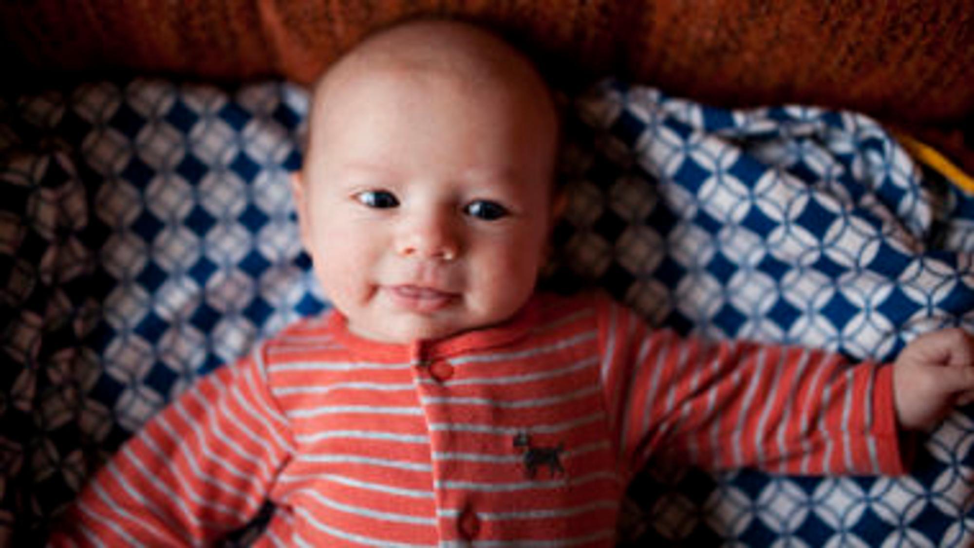 Baby 11 Wochen Schreit Plötzlich Viel