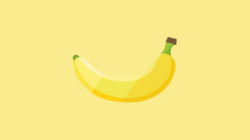 23. SSW: Dein Baby ist jetzt ungefähr so groß wie eine Banane.
