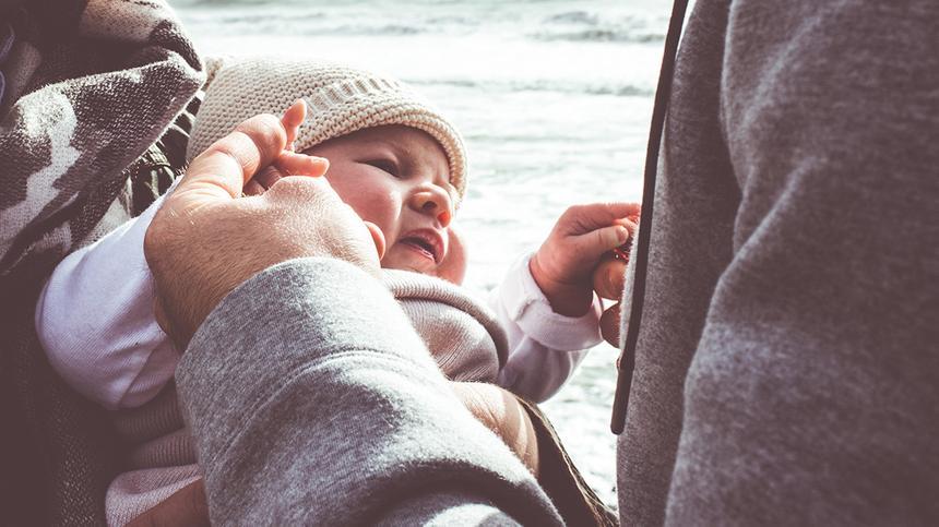 4 Monate altes Baby - Wie entwickelt es sich?