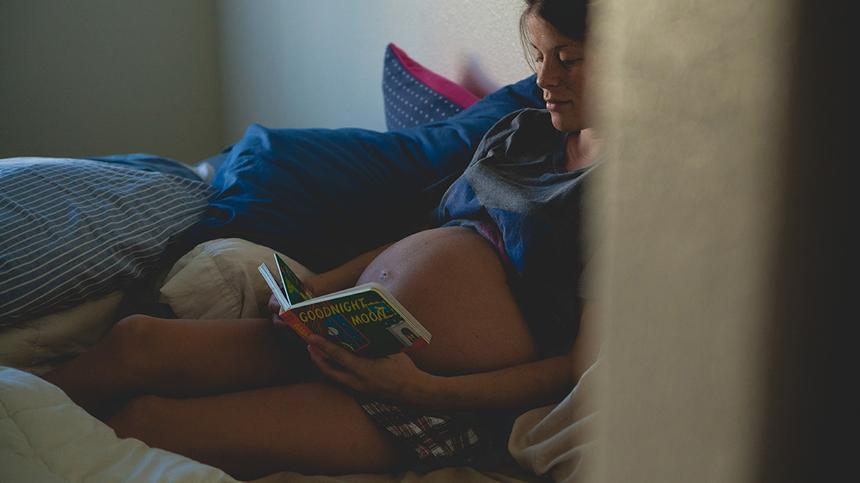 Die Beziehung zwischen Mutter und Kind ist schon immer ganz besonders.