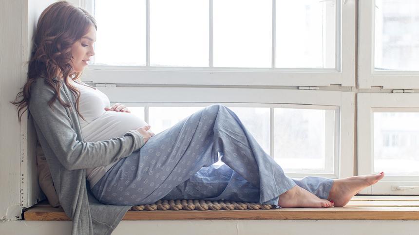Entspannt durch die Schwangerschaft: In diesen Monaten muss noch besser auf sich und seinen Körper geachtet werden.