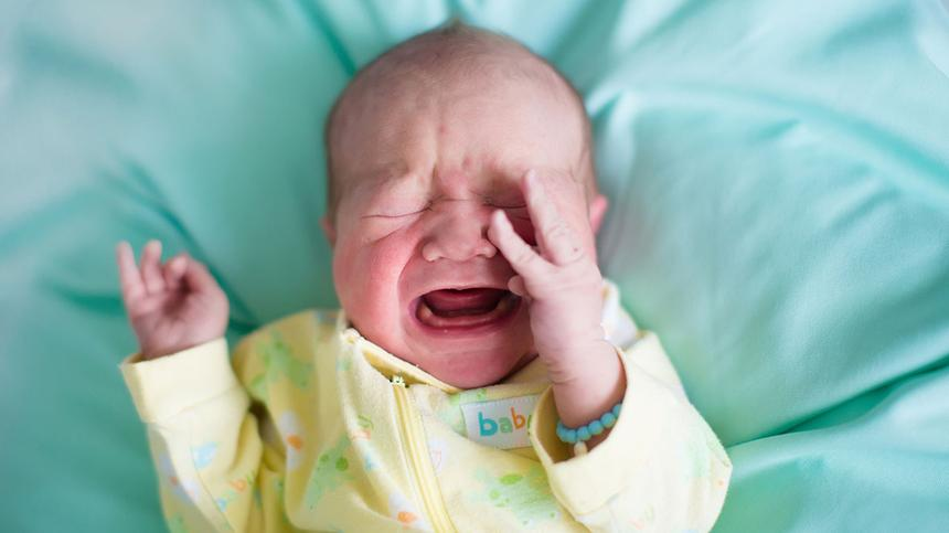 Was hilft, wenn das Baby weint?
