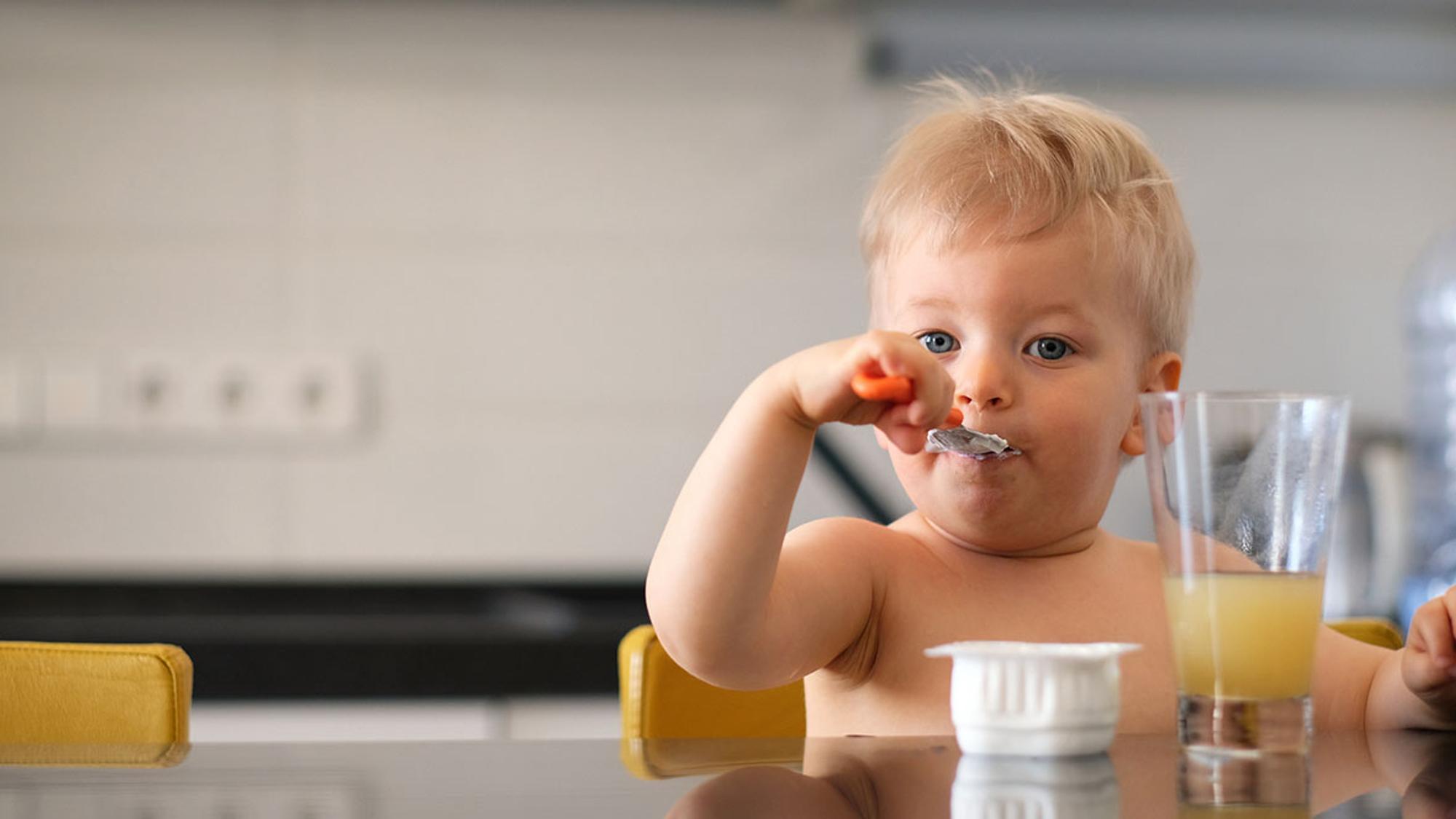 Nicht jeder Babybrei ist unbedenklich für dein Kind
