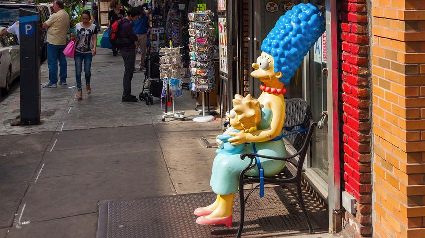 Bist du ein bisschen wie Marge? Finde es heraus