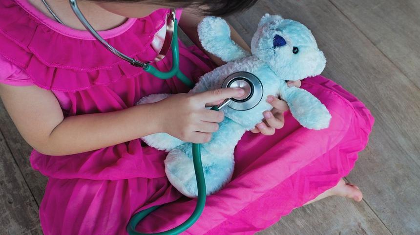 Rollenspiele für Kinder: Heute bin ich Arzt