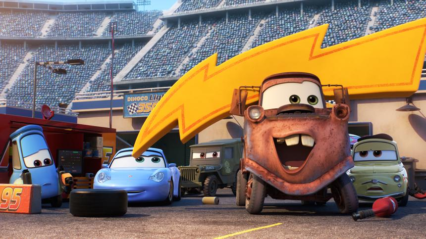 """Cars 3"" läuft ab 28. September 2017 in den deutschen Kinos"
