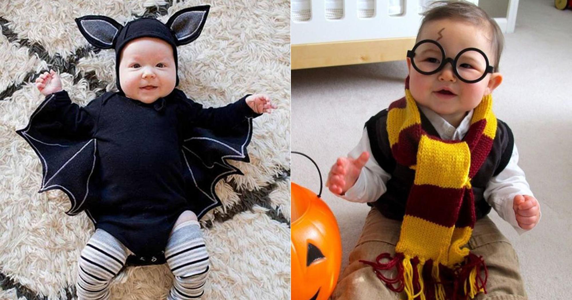 Halloweenkostüm Baby 16 Niedliche Ideen Die Auch Dein Baby Lieben Wird