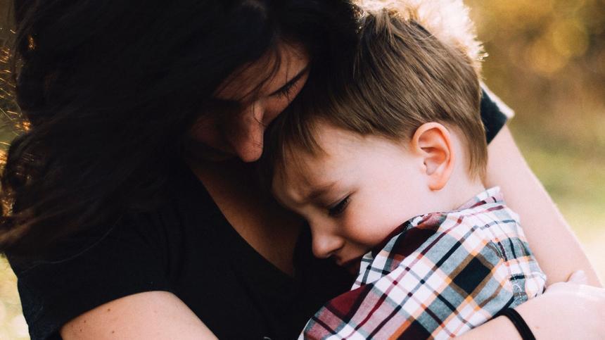 Woher nehmen sich Fremde das Recht, Mütter wegen ihrer Kinder anzumotzen?