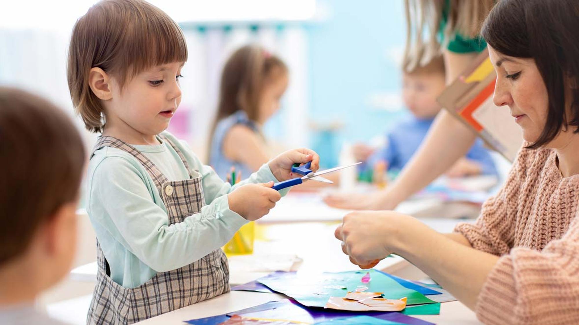 Basteln Mit Papier 5 Einfache Anleitungen Für Kinder