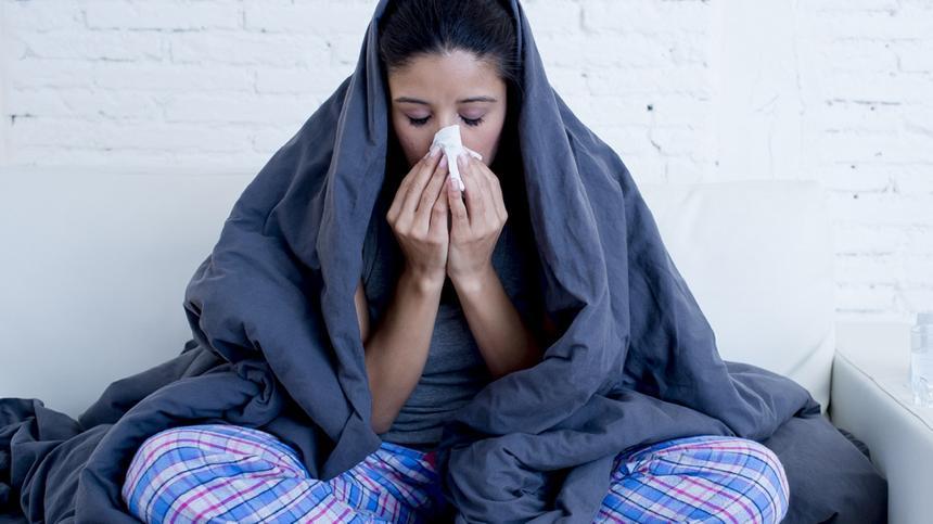 Um eine Erkältung in der Schwangerschaft kommen die wenigsten rum