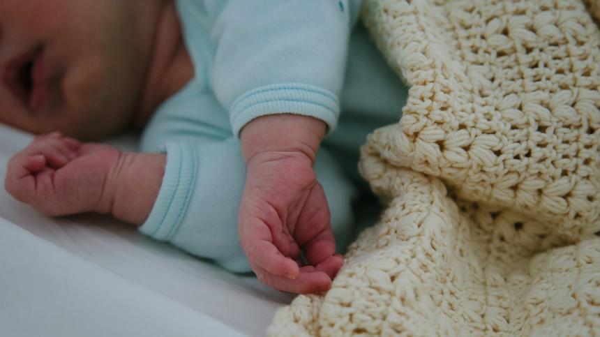 Für Babys ist die Ansteckungsgefahr am größten