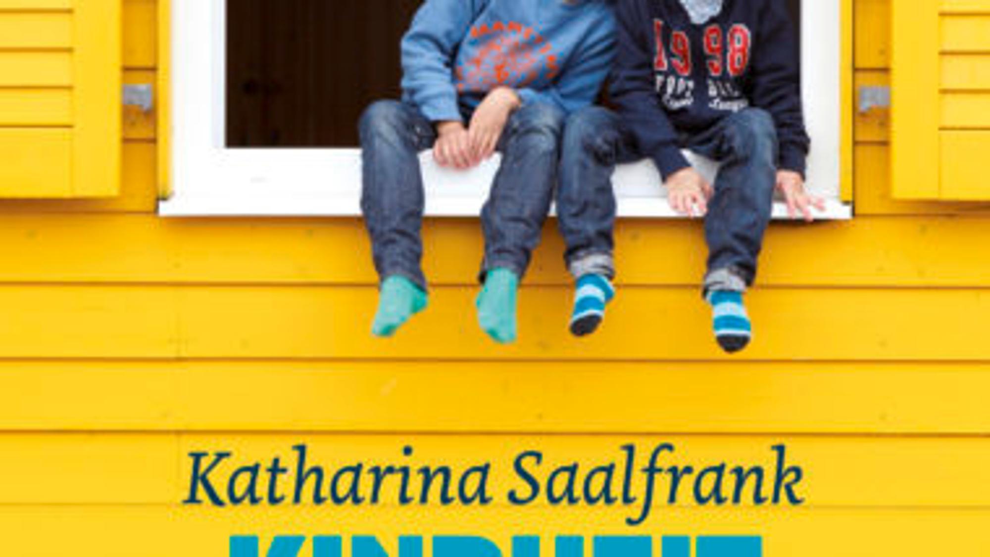 Cover Buch Katharina Saalfrank Kindheit ohne Strafen