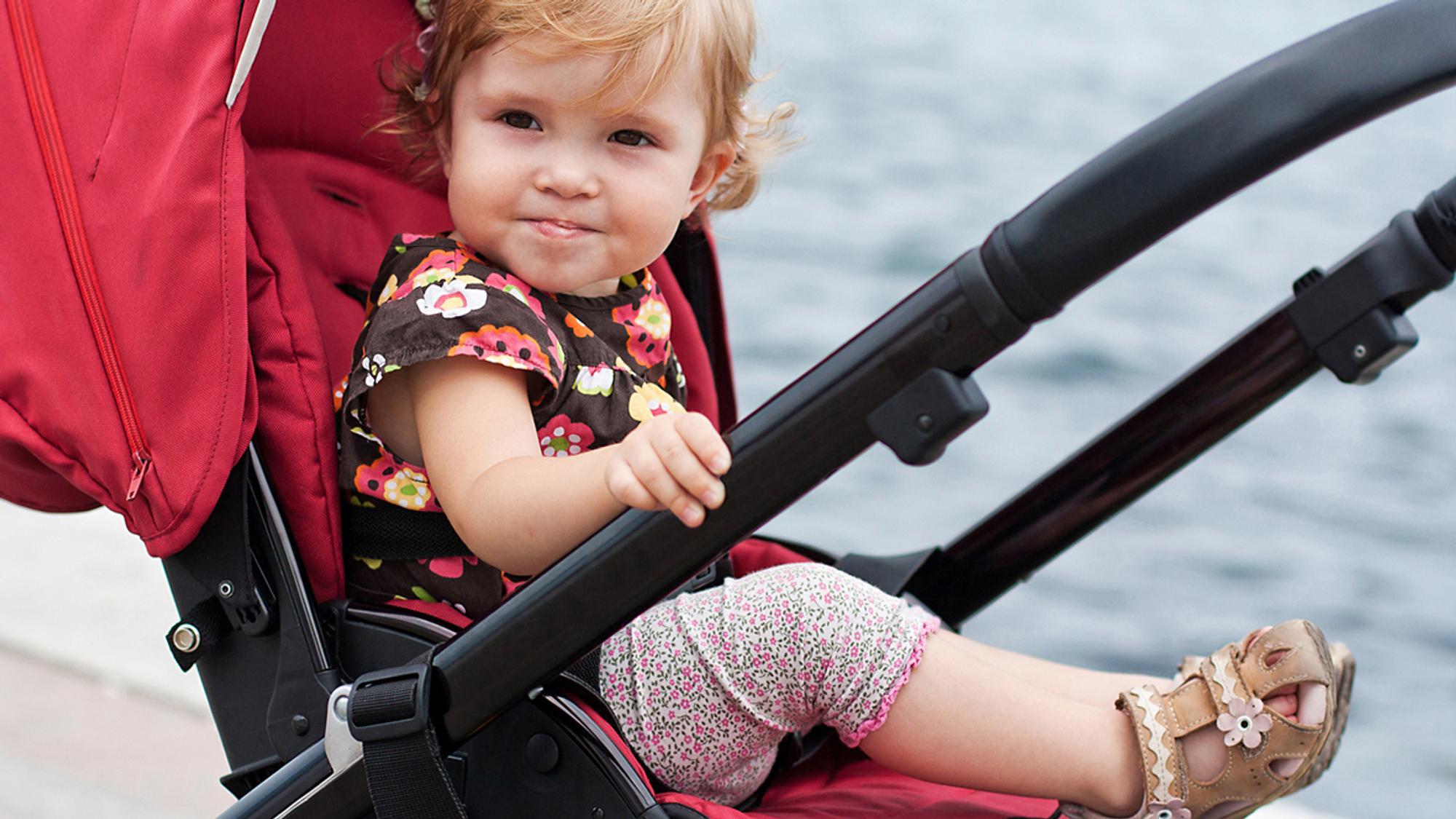 Ein Buggy-Test von Eltern kann für die eigene Entscheidung hilfreicher sein als anonyme Testberichte.
