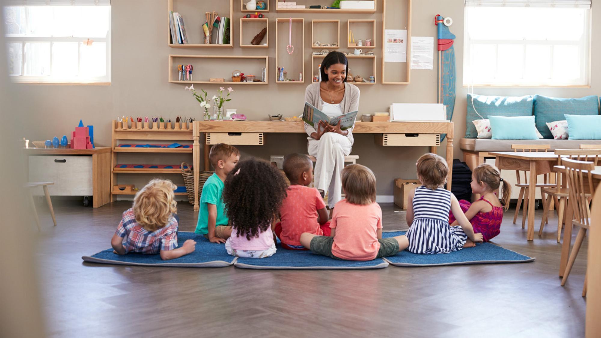 Die Aufklärung beginnt in der Schweiz schon im Kindergarten