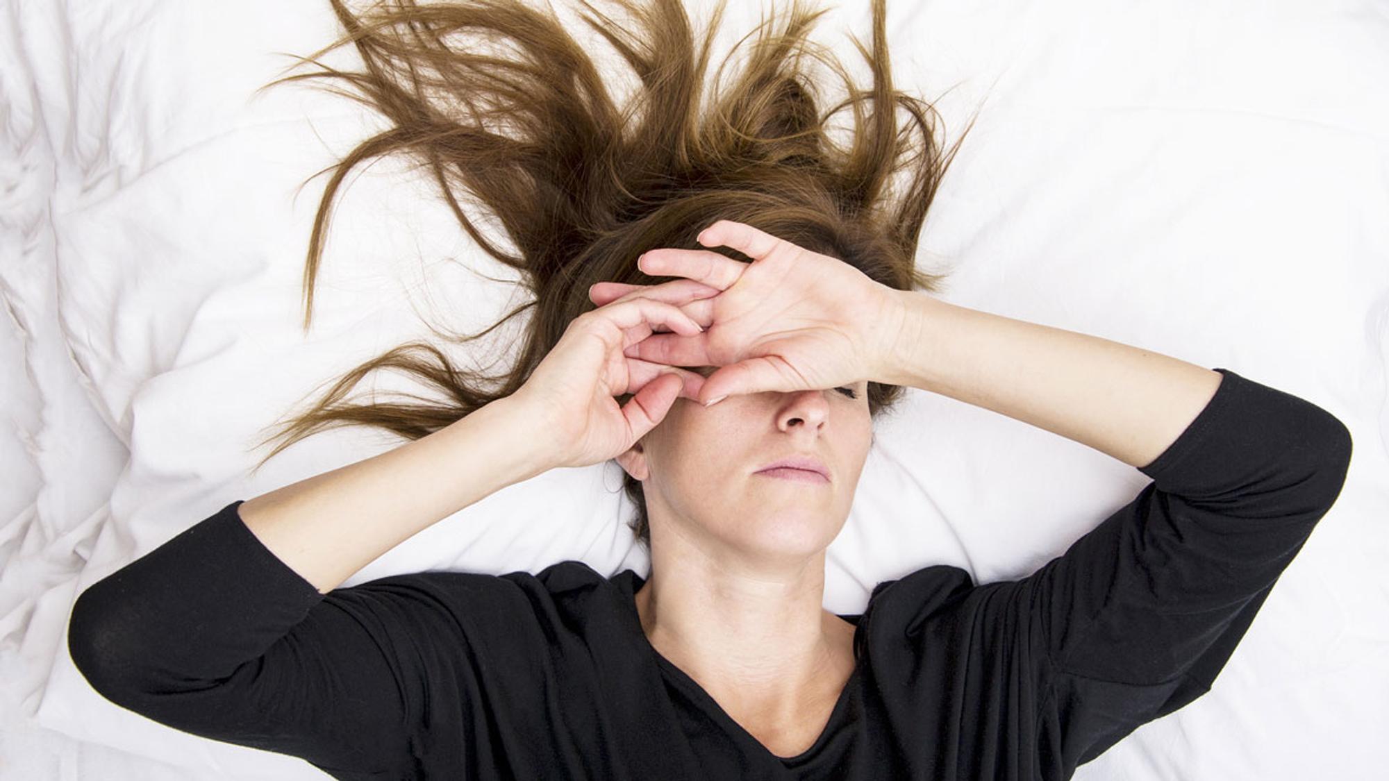 Wann kann ich endlich wieder schlafen?