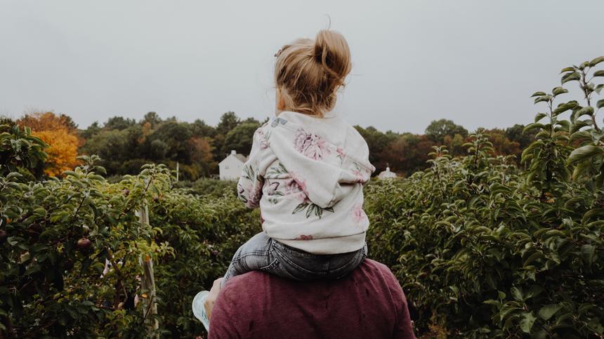Mit Kindern sieht man die Welt aus ganz anderen Augen - und das ist wunderschön!