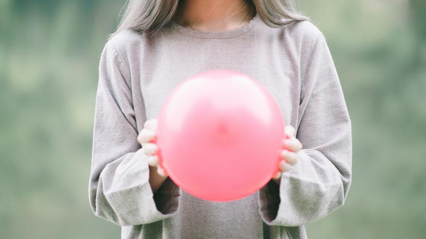 Die Fruchtblase ist so elastisch wie ein Luftballon