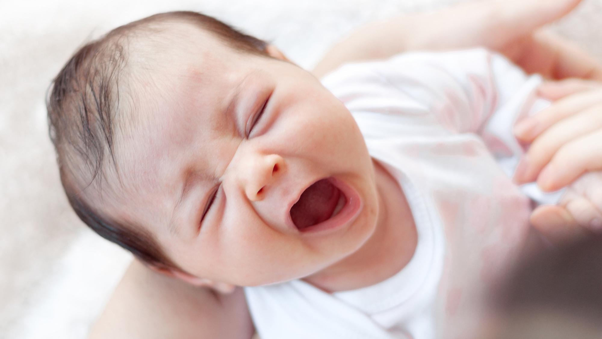Das Erste Bewusste Lacheln In Dieser Woche Kann Es Soweit Sein