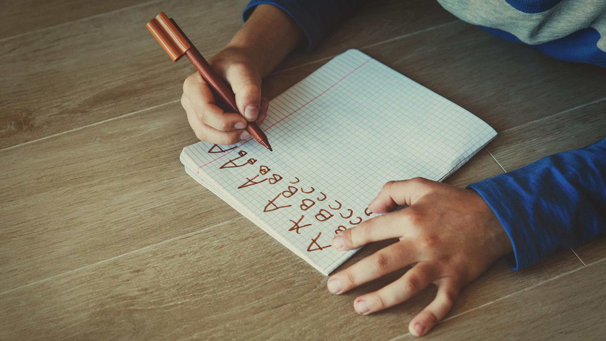 So lernen Kinder schreiben am besten