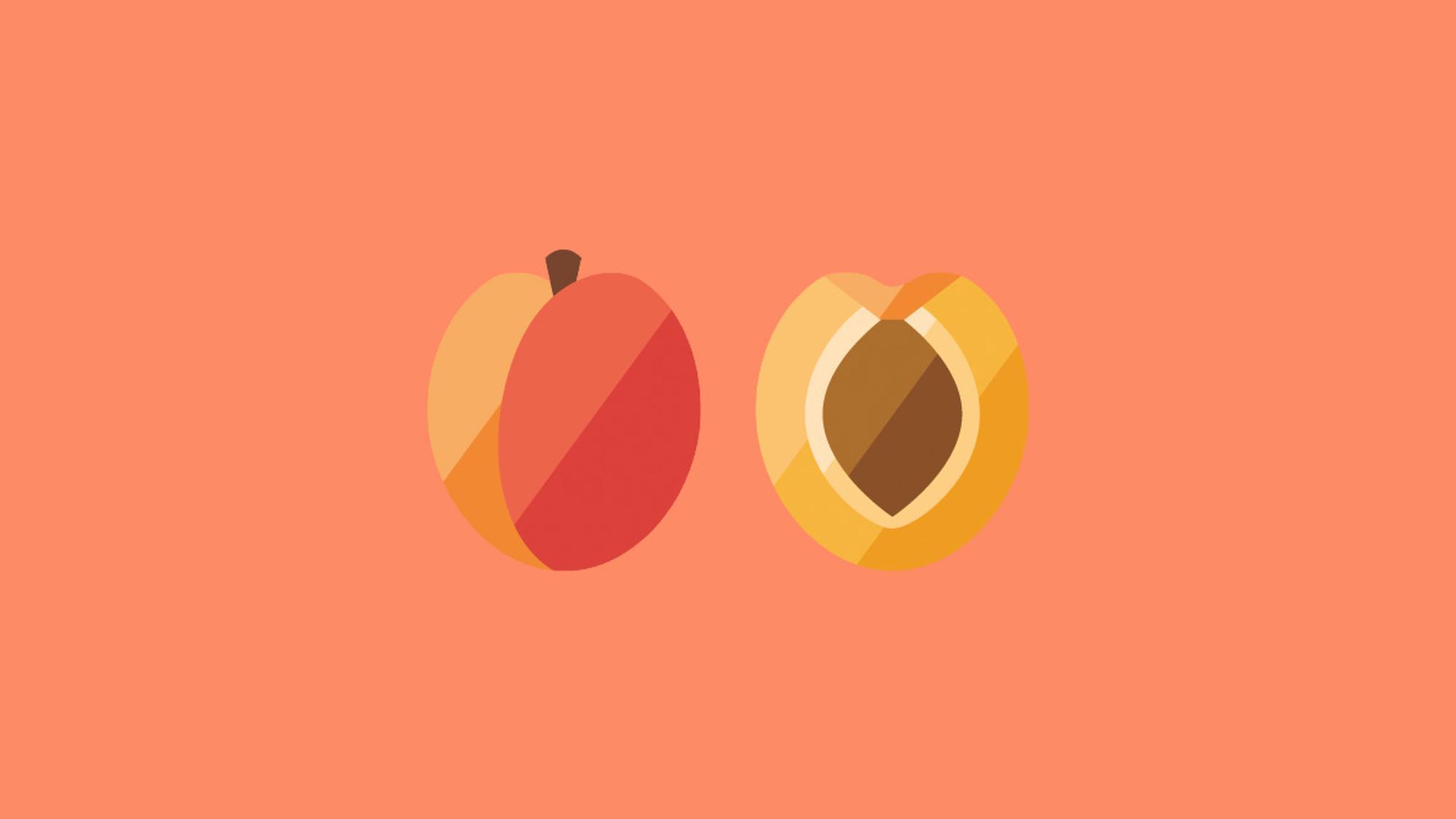 In der 11. SSW ist dein Baby etwa so groß wie eine Aprikose.