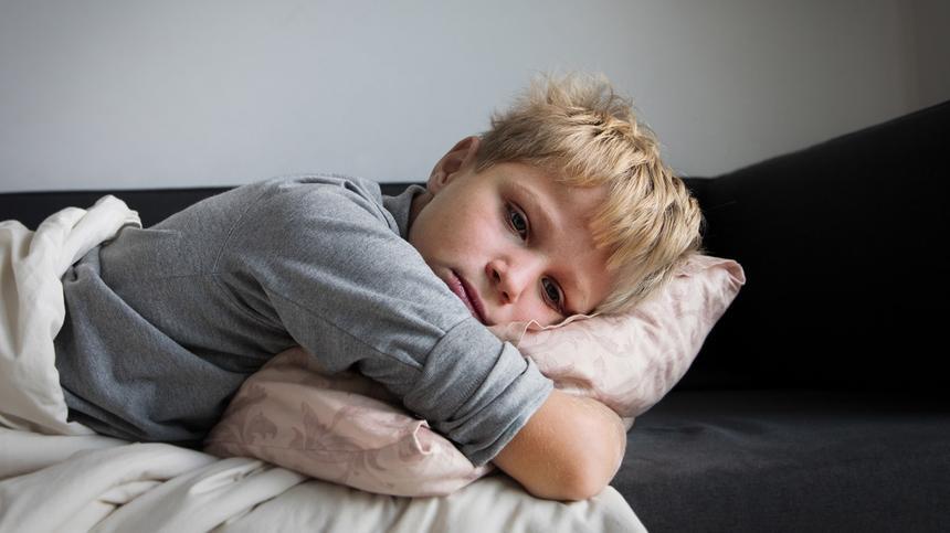 Lungenentzündung Kind: Bei diesen Symptomen solltest du sofort zum Arzt.