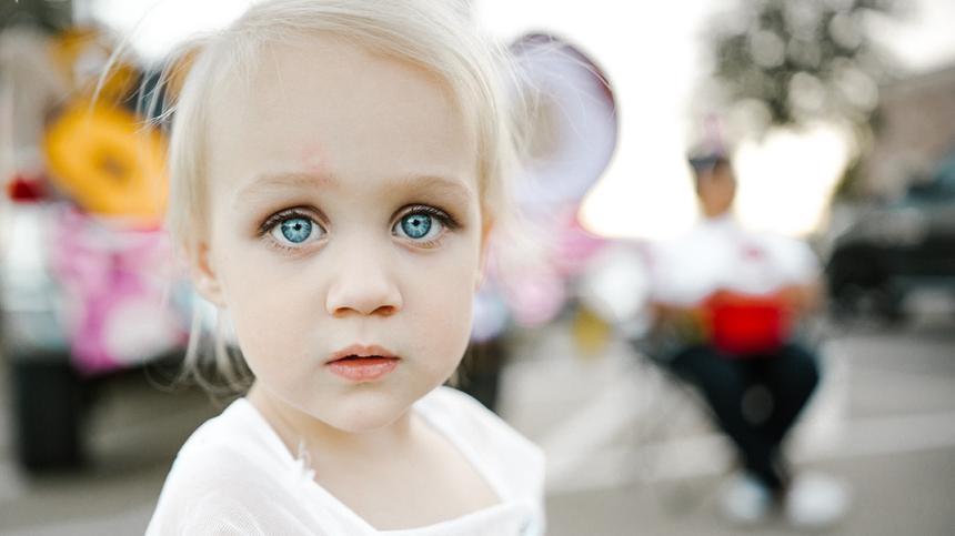 Welche Augenfarbe bekommt mein Kind?