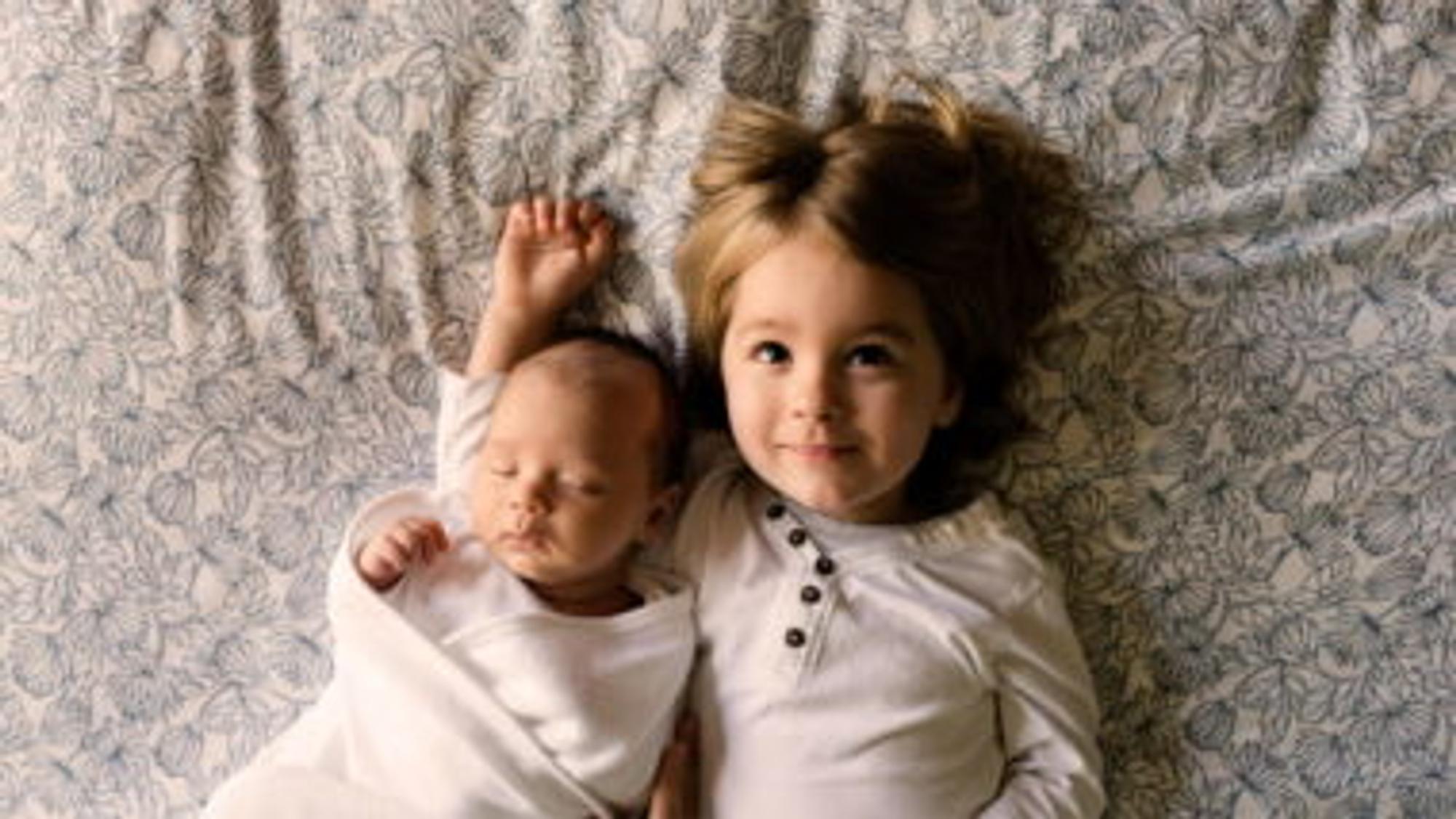 Geschwisternamen: So findest du die perfekten Namen für dein nächstes Kind