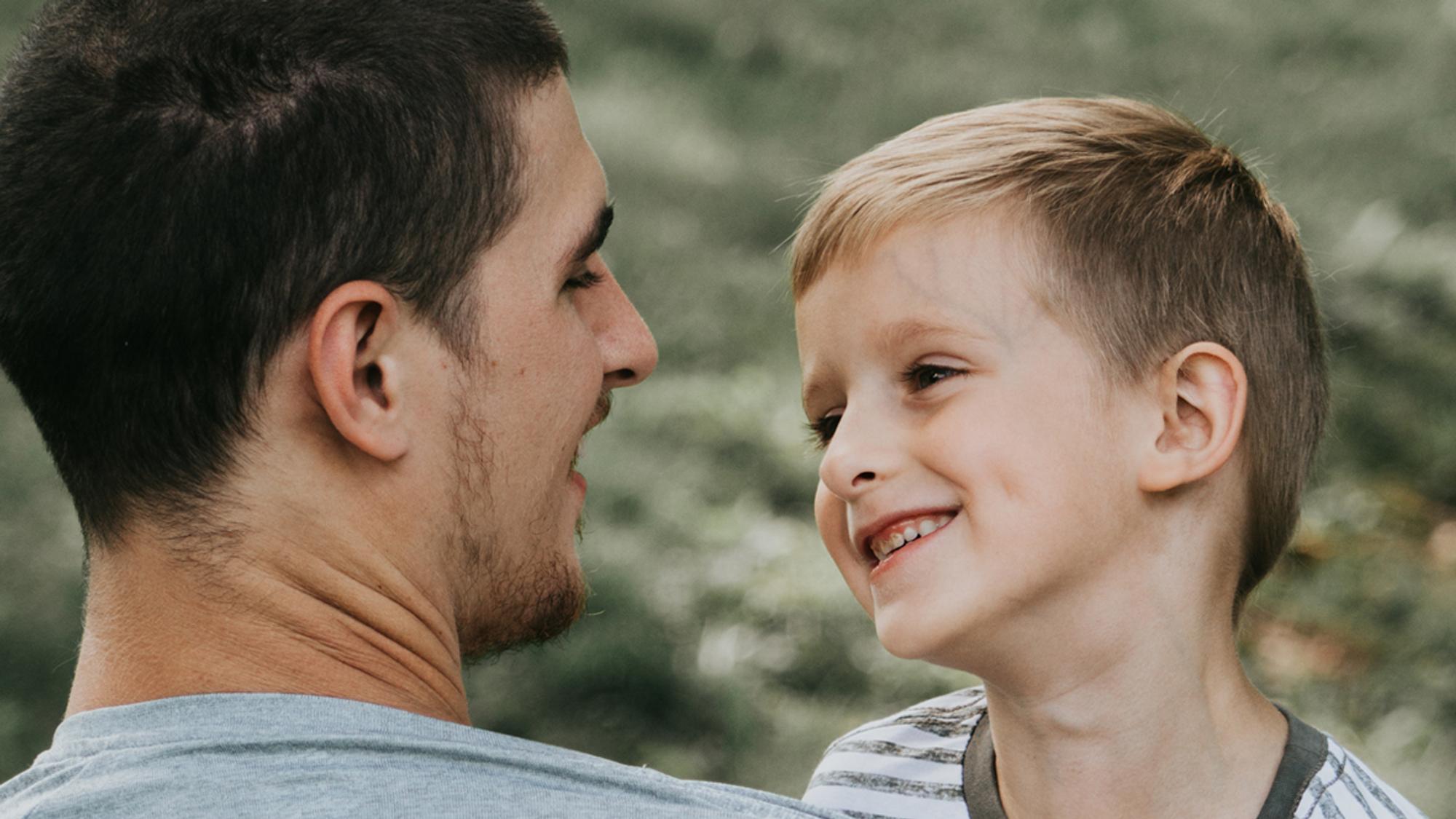 Ganz die Mama oder doch eher der Papa? Unser Autor sagt: Ist doch völlig egal!