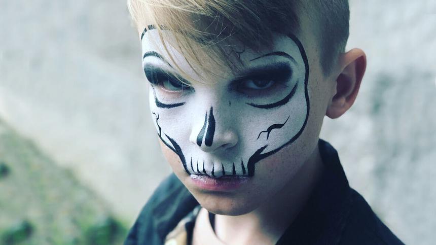 Einfache Halloween-Schminkideen die immer gelingen