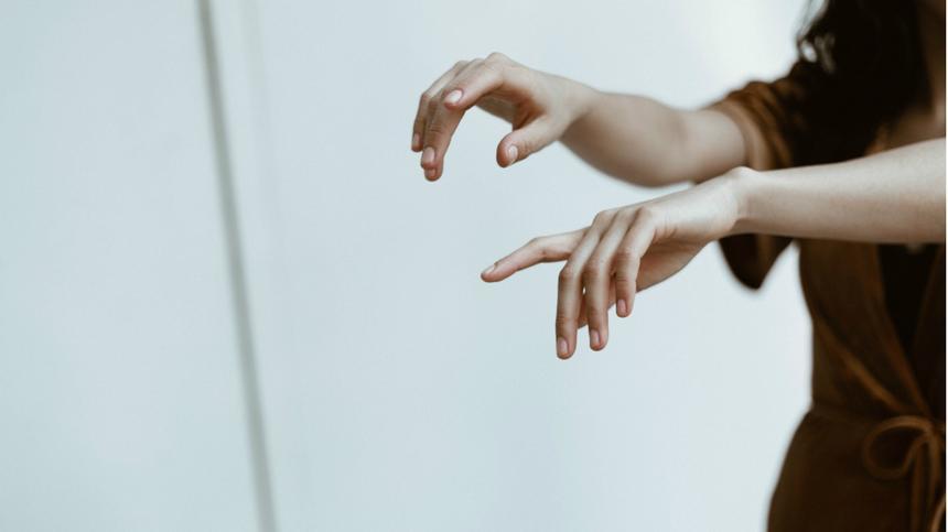 Nicht nur die Hände leiden bei einer Schwangerschaftscholestase.
