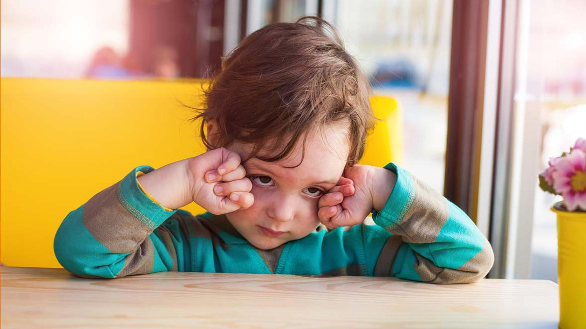 Bindehautentzündung bei Kindern: Das musst du wissen.
