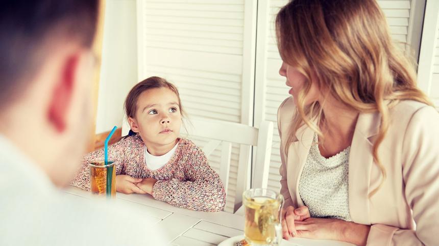 Wie oft sollte man über Sex mit seinen Kindern reden?