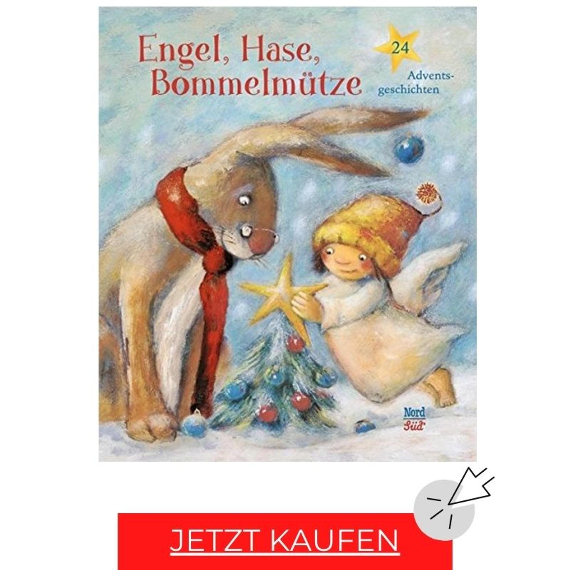 Adventsgeschichten Engel, Hase