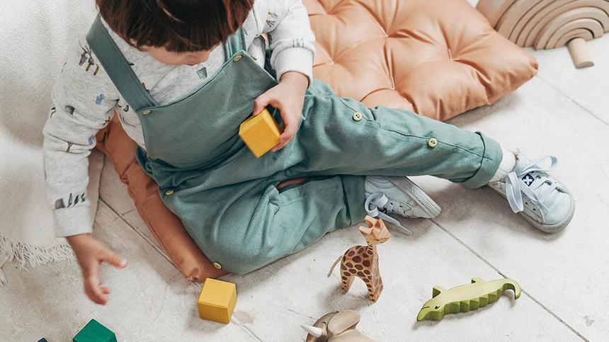 Welche Geschenke kommen bei Zweijährigen wirklich an?