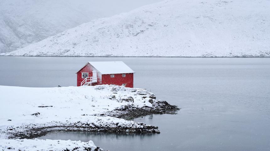 Wo wohnt der Weihnachtsmann? Vielleicht ist die Adresse vom Weihnachtsmann näher als gedacht...