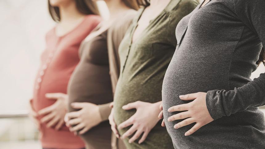 Ist Schwangerschaft ansteckend?