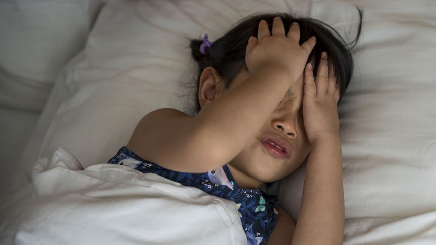 Immer mehr Kinder leiden darunter